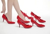 12514690 RED SHOES