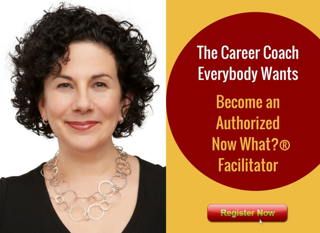 Copy of The Career CoachEverybody WantsBecome a Licensed Now What_ Facilitator v2