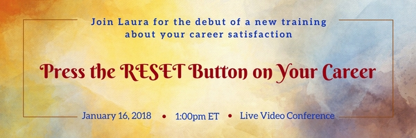 Press the Reset Button On Your Career